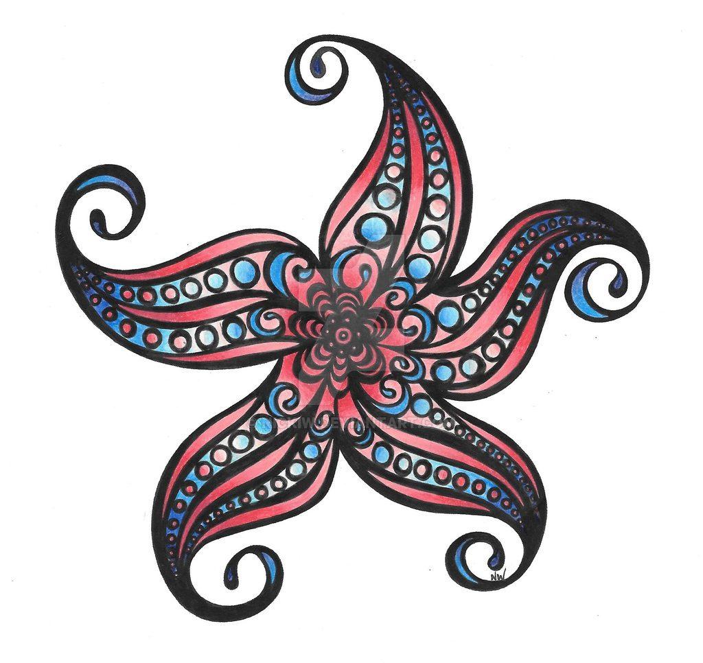 Zen Starfish